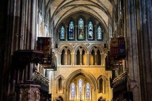 La Dublino letteraria di James Joyce e Oscar Wilde, cattedrale di San Patrizio