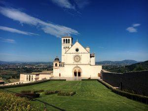 itinerario religioso in Umbria, Basilica di San Francesco d'Assisi