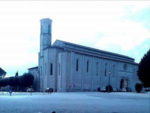 Gubbio in due giorni, Chiesa di San Francesco