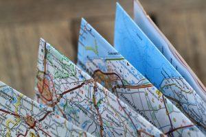 come organizzare un itinerario