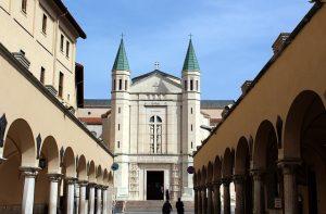 itinerario religioso in Umbria, Cascia