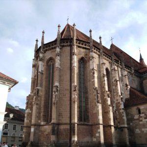chiesa nera Brasov