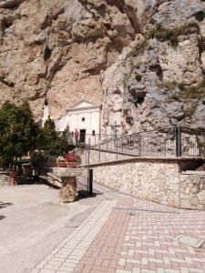 santuario santissima trinità vallepietra