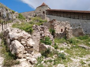 La Fortezza Rasnov