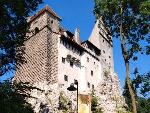 il castello di Dracula a Bran