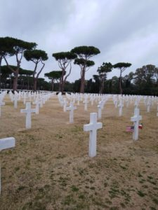 cimitero americano nettuno