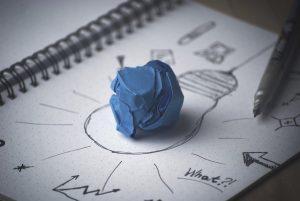 esercitare la creatività