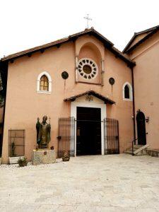Santuario della Mentorella